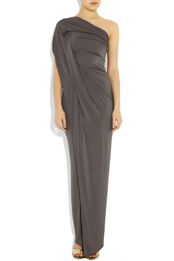 And finally the Goddess dress by Donna Karan