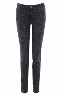 ANIMAL PRINT ULTRA SKINNY JEANS by Warehouse EUR 60