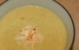 Cauliflower Broccoli Cream Soup