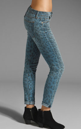 Current Elliot rolled skinny jeans at www.revolveclothing.com $204